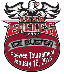 Peewee Rep 'Ice Buster' Tournament