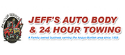 Jeff's Auto Body & 24 Hour Towing